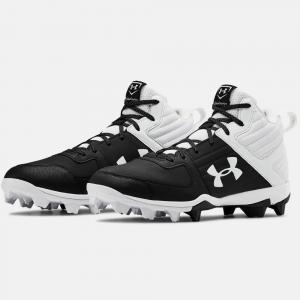 Under Armour Leadoff Mid RM Baseball Shoes