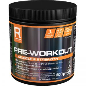 Reflex Nutrition Pre Workout / Pre-Train Energy 300g -