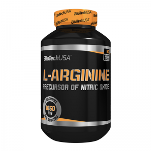 Biotech USA L-Arginine 1650mg 90 Caps