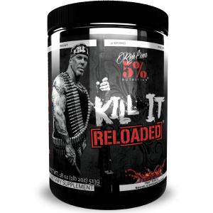 Rich Piana 5% Nutrition Kill It Reloaded Pre-Workout
