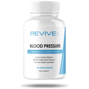 REVIVE MD Blood Pressure Rx 120 Veggie Caps