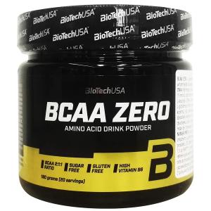BioTechUSA BCAA Zero 180g (20 Servings)