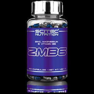 Scitec Nutrition ZMB6 Zinc, magnesium & vitamin B6