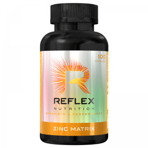 Reflex Nutrition's Zinc Matrix 100 Capsules
