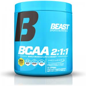 Beast Sports Nutrition BCAA 2:1:1 Powder 30 Servings