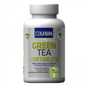 USN  Cutting Edge Weight Loss Green Tea 1000mg 45 Servings/ 90 Tabs