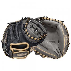 """Wilson 2021 A2000 PF33SS 33"""" Pedroia Fit Catcher's Baseball Mitt"""