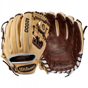 """Wilson A2000 1786 11.5""""  Infield Baseball Glove - Right Hand Throw"""