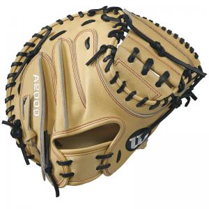 """Wilson A2000 CM33 33"""" Baseball Catcher's Mitt"""