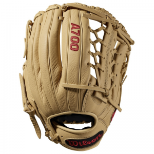 "Wilson A700 12"" Baseball Glove Left Hand Throw"