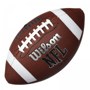 Wilson NFL BIN Junior American Football