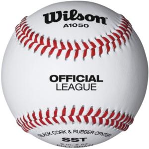 Wilson WTA1050B Official League Baseball Box Of 12
