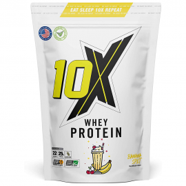 10X Athletic Whey Protein