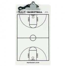 Markwort Basketball Team Roster Clipboard