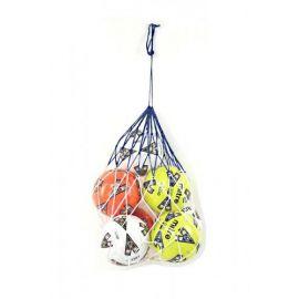 Ball Net Volleyball Basketball Football Carry Net Bag - 10 Balls