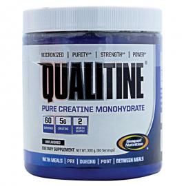 Gaspari Nutrition Qualitine Pure Creatine Monohydrate