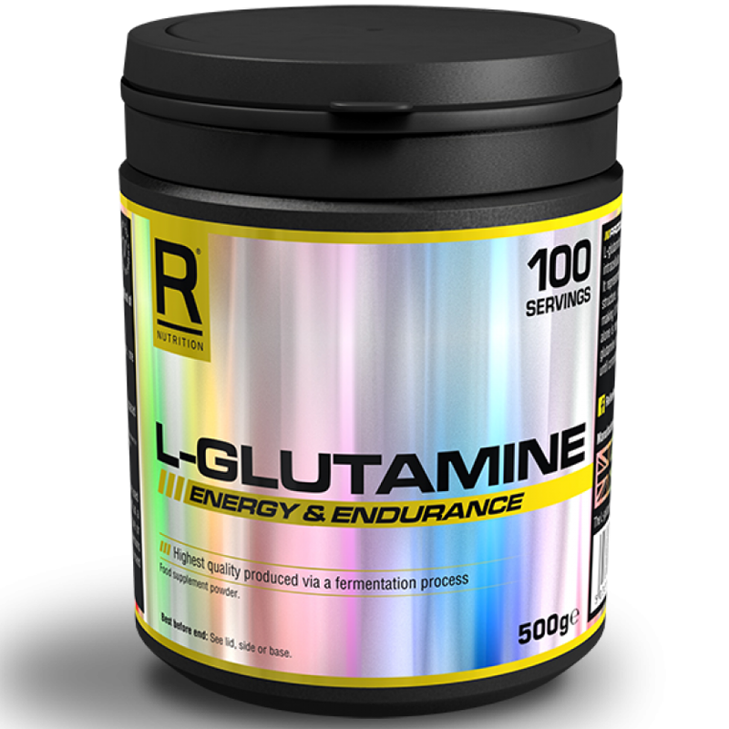 Reflex Nutrition L-Glutamine  Muscle Recovery & Endurance