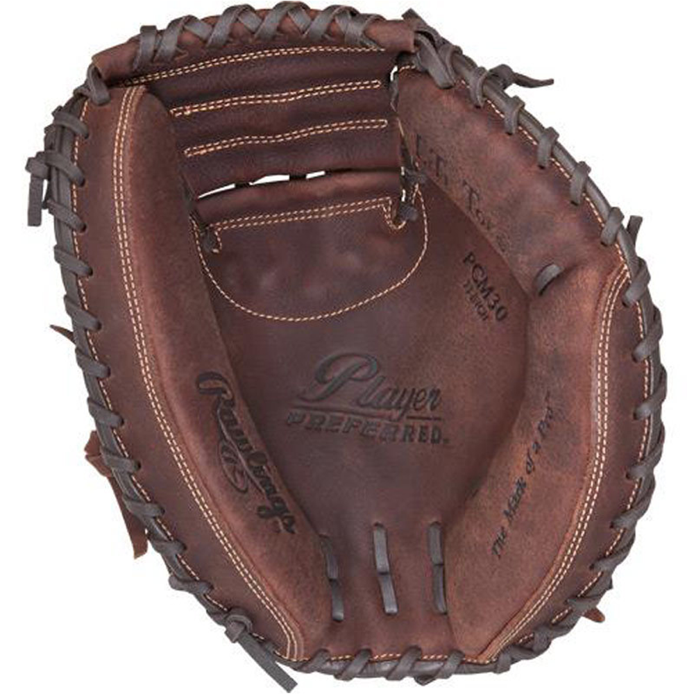 Rawlings PCM30 33 Inch Catchers Mitt - Right Hand Throw