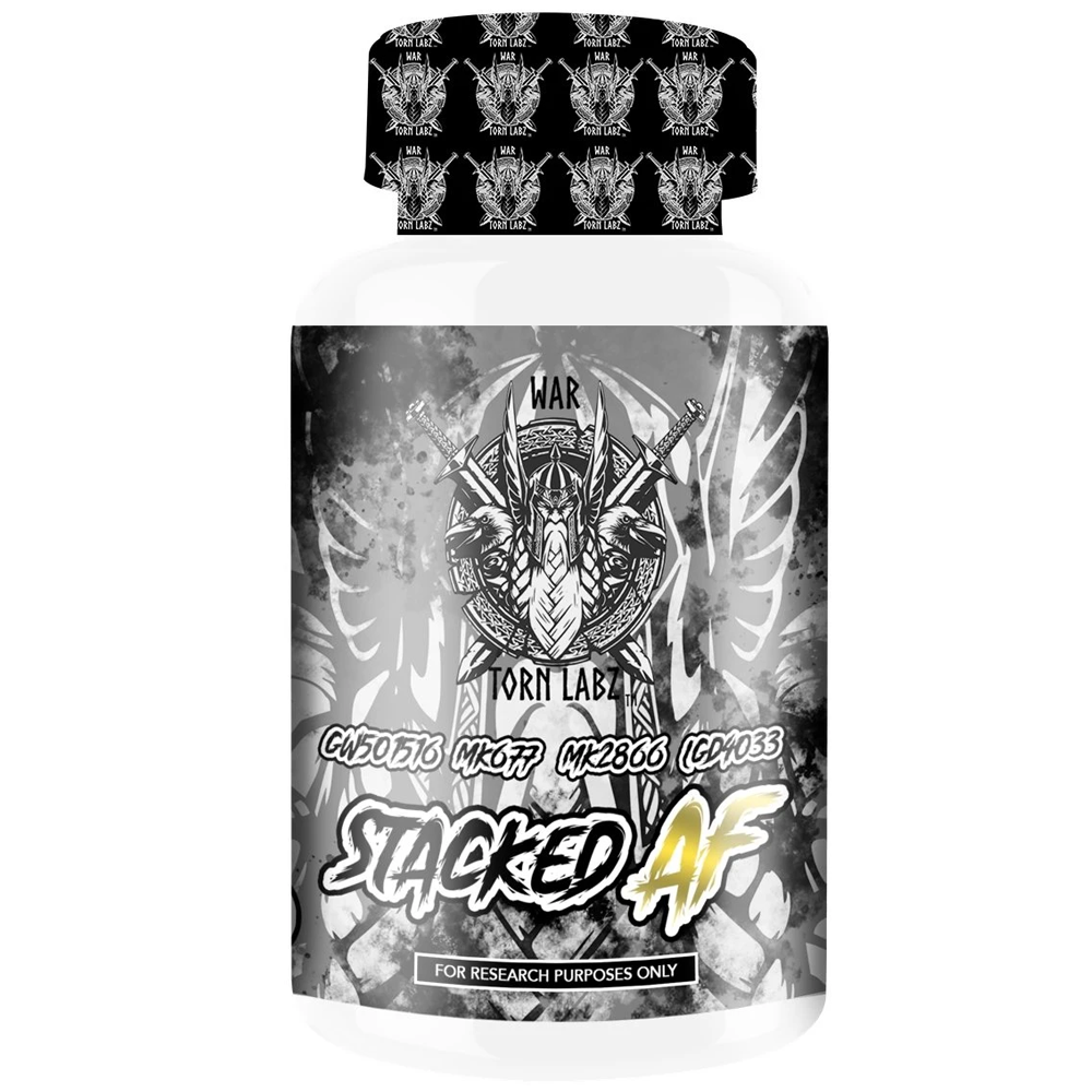 Stacked Af 4 Way 60 Capsules