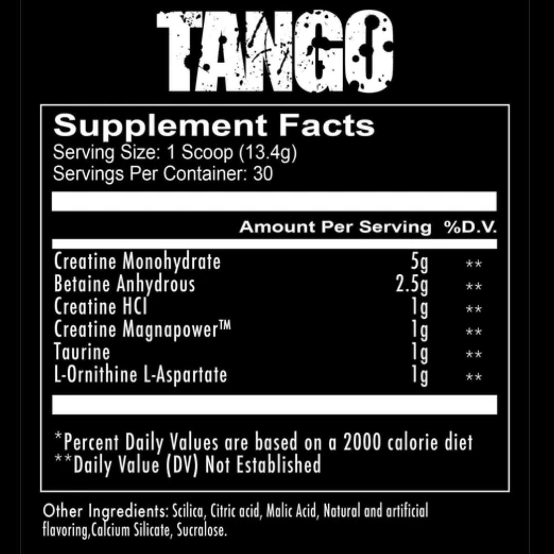 REDCON1 Tango 30 Servings