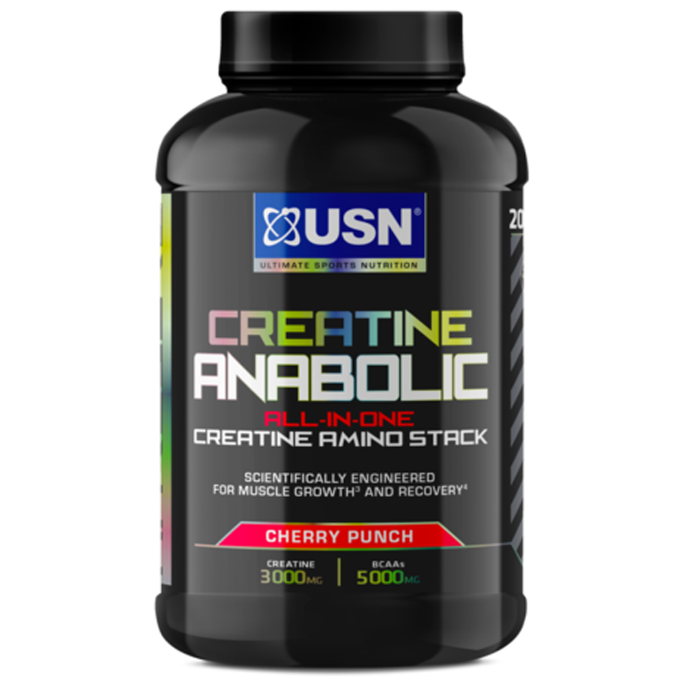Usn Creatine Anabolic All-in-one
