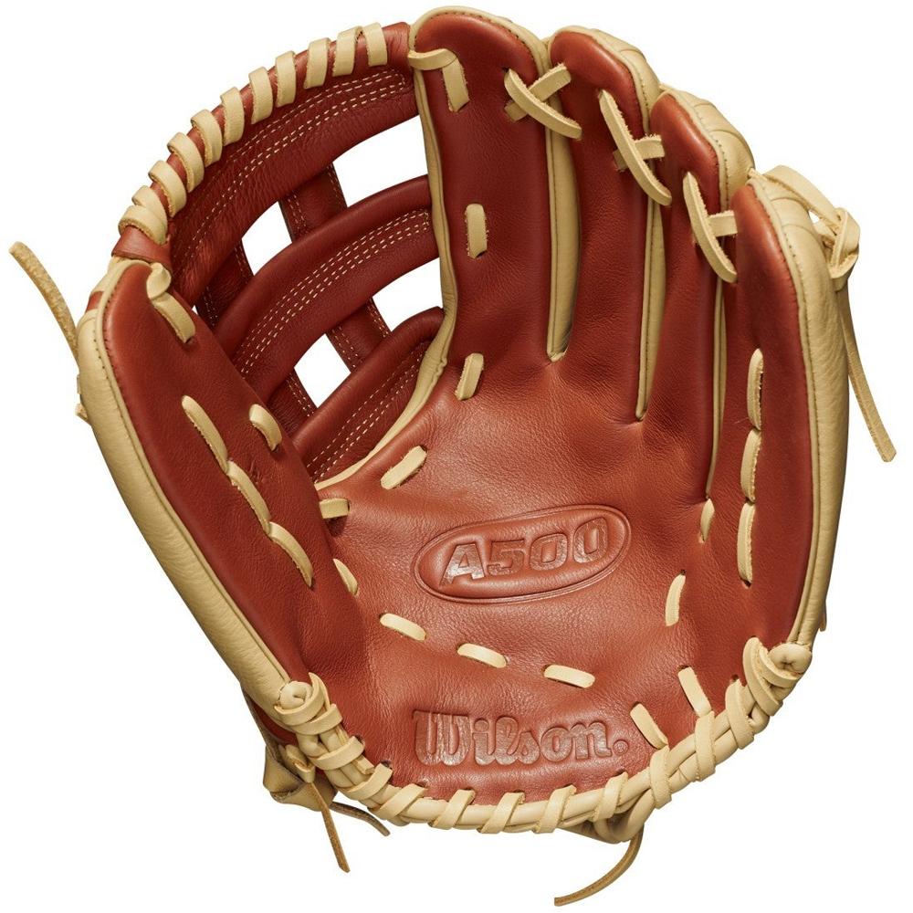 "Wilson Youth A500 12"" Baseball Glove Right Hand Throw"