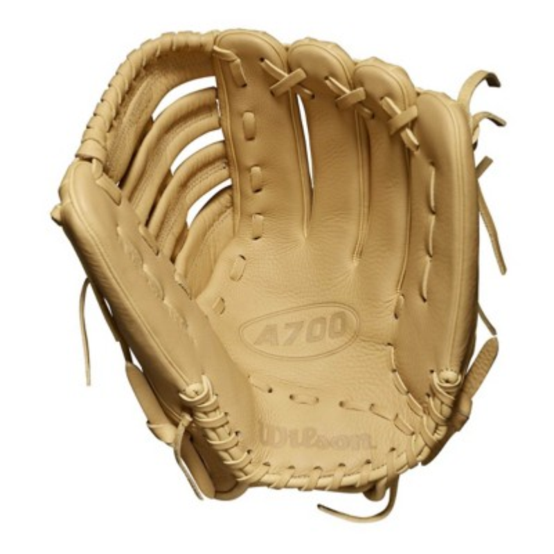"Wilson A700 12.5"" Baseball Glove Left Hand Throw"
