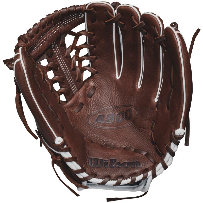 "Wilson A900 11.75"" Baseball Glove - Right Hand Thrower"